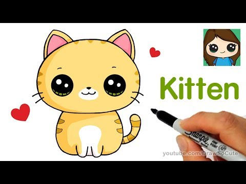 how-to-draw-a-kitten-super-easy