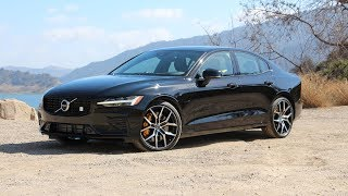 2019 Volvo S60 - Instantly attracts the eye !!