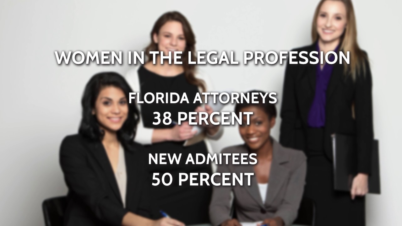 FloridaBarNews.TV - Update #31: Florida Bar Prez-elect boosts number of women lawyers on committees