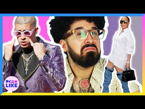 Chisme of the Week: Bad Bunny, J.Lo, and Rihanna's Eyebrows