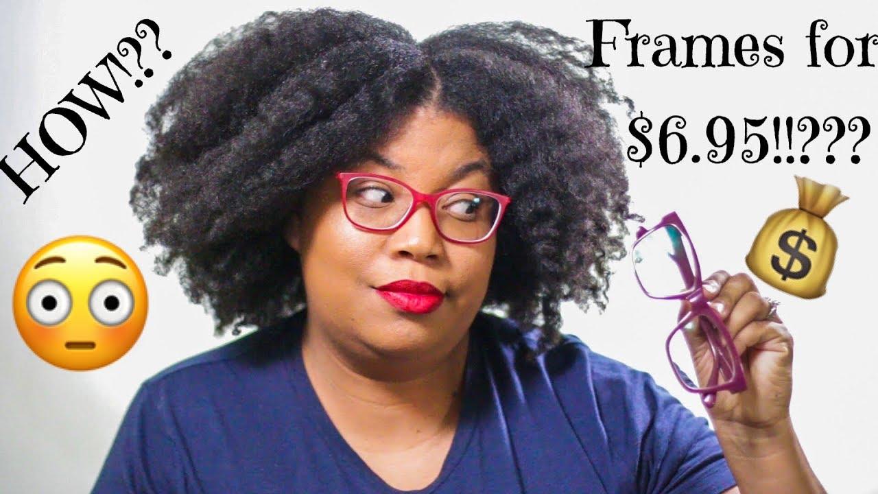 abdf069b43e Cheap Prescription Eyeglasses - FRAMES FOR  6.95!!! - Zenni Optical Review