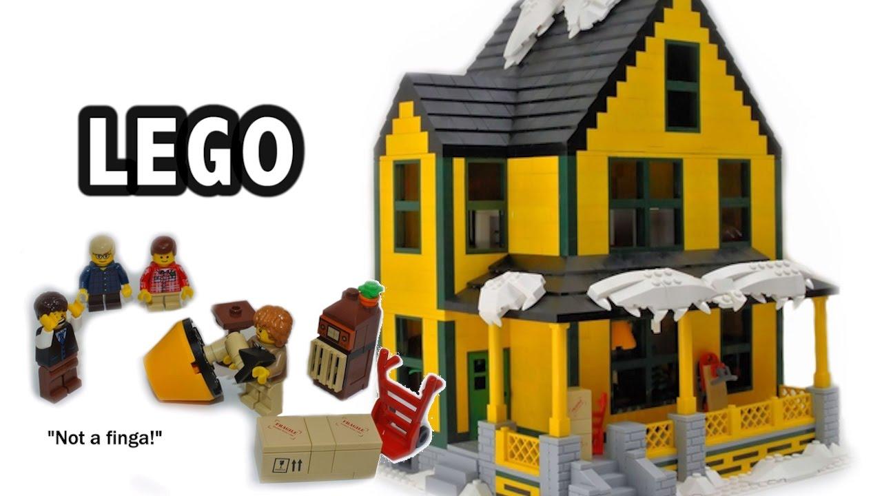 Christmas Story House on LEGO Ideas
