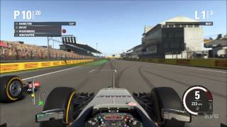 F1 2015 - Hungaroring | Hungarian Grand Prix Gameplay (PC HD) [1080p]