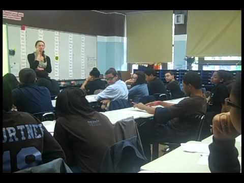 Letter from Birmingham Jail - Close Reading PD May 2012 - Video Clips Montage Part 1