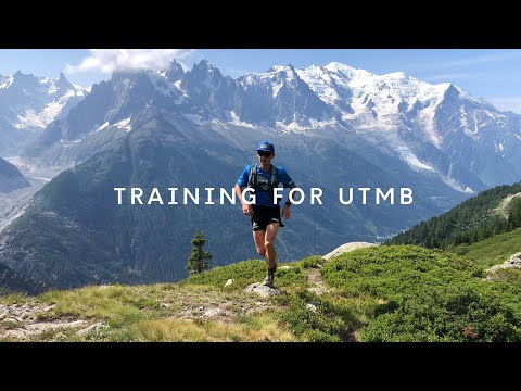 Training for UTMB [1/2] – with Pau Capell, Scotty Hawker & Zach Miller