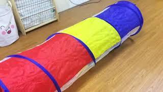 어린이 놀이텐트 터널 볼풀 아동 텐트 장난감 놀이집 8…