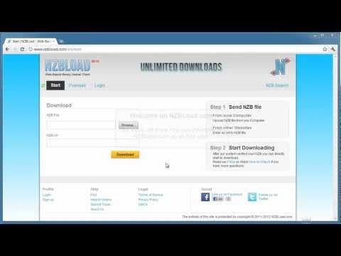 NZBLoad - Free User Download
