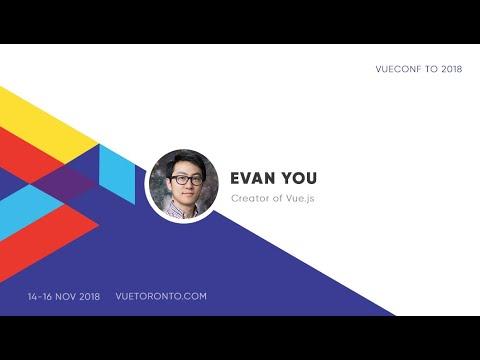Vue 3.0 Updates - Evan You | VueConfTO 2018