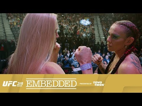 UFC 219 Embedded: Vlog Series - Episodio 5