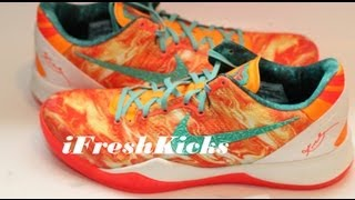 31c5464414f Nike Kobe 8 Extraterrestrial Area 72 All-Star Review