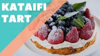 Kataifi Tart | Good Chef Bad Chef S10 E64