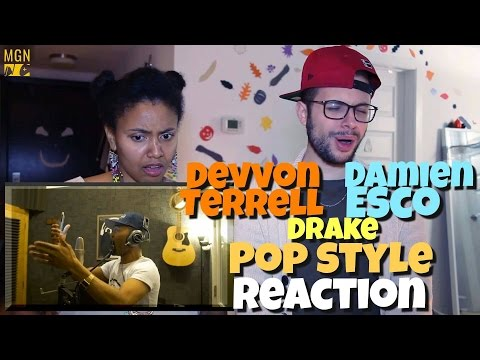 Devvon Terrell & Damien Esco - Pop Style...