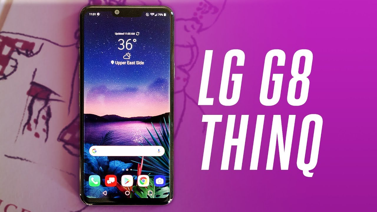 G8 ThinQ hands-on: LG's newest flagship