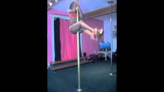 Miss Georgia Pole Dance Competition - Miss Centrick.m4v
