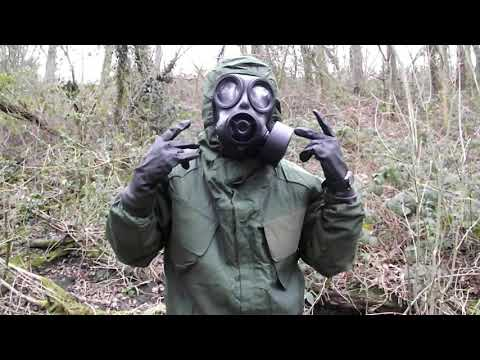 How To Correctly Wear A CBRN / NBC SUIT