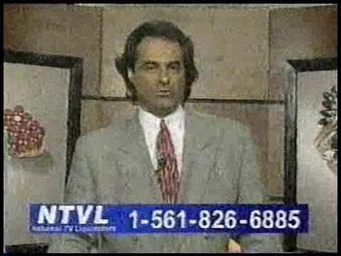 National TV Liquidators 2003_03_22 Fine Jewelry with Larry Magen Part 1