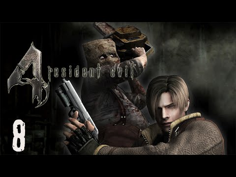 Resident Evil 4 - Part 8, Suplex City!! Oh, and Ashley Gets Kidnapped Again