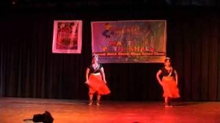 Hothon Pe Aisi Baat Main,Radhika Swapana Indo Focal music India Academy Of Dance