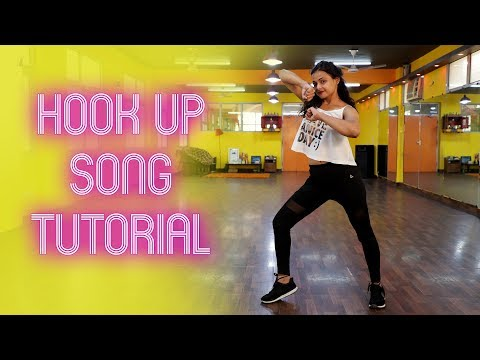 Hook Up Song - Student Of The Year 2 | Dance Tutorial by Aditi | Tiger Shroff & Alia | Dancercise thumbnail