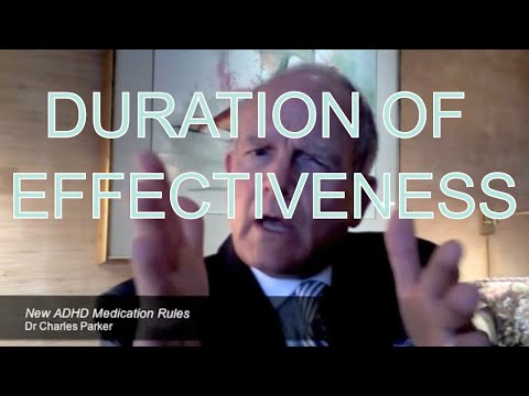 ADHD Medication Dosing | Make Duration The Standard