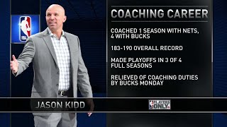Players Only: Analyzing Firing Of Jason Kidd