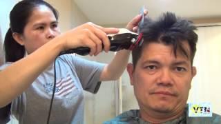 Hớt tóc thợ nhà tiết kiệm được tiền ở Mỹ