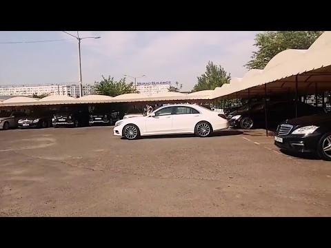 Luxury cars in Uzbekistan