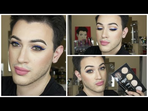 One Brand Tutorial: NYX Cosmetics + First Impressions! | MannyMua