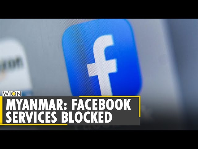 Myanmar military clamps down on internet services | Myanmar Military Coup | World News