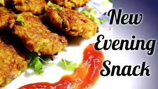 Evening Snacks | Rice & Noodles cutlet |Patty|Maggi snack |All in All Queen