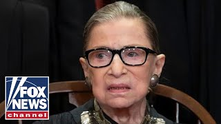 Justice Ruth Bader Ginsburg defends Gorsuch, Kavanaugh