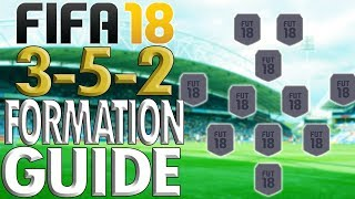 Video BEST ATTACKING FORMATION IN FIFA 18!!: 3-5-2 Formation Guide (Best Instructions/How To Play With) download MP3, 3GP, MP4, WEBM, AVI, FLV Juni 2018