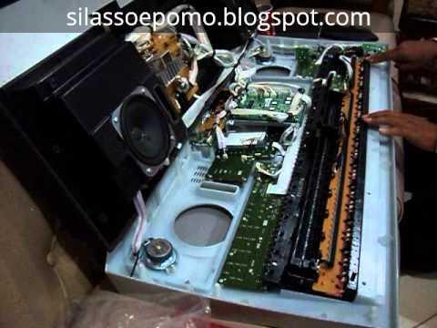 Keyboard yamaha psr live repair cara memperbaiki for How to repair yamaha keyboard
