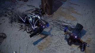 Path of Exile: Phantasmal Whirling Blades