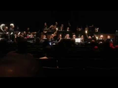 Upper Moreland Middle School Jazz Band II - FreeRide - Feb 27th, 2015
