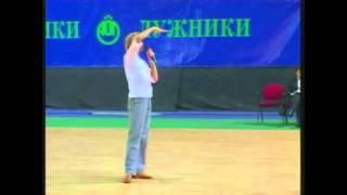 Техника исполнения основного шага в джайве с Виктором Никовским
