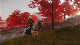 Ghost Of Tsushima Mongolen Lager