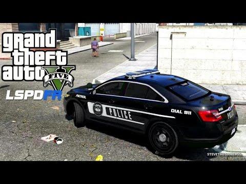 GTA 5 LSPDFR 0.3.1 - EPiSODE 99  - LET'S BE COPS - CITY PATROL (GTA 5 PC POLICE MODS)