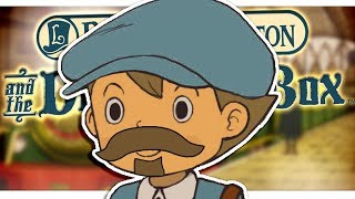 【 Professor Layton and the Diabolical Box 】Part 10