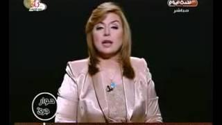 بالفيديو.. رد ناري من منى بارومة على تصريحات جيهان السادات