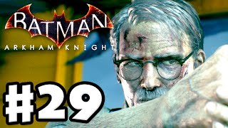Batman: Arkham Knight - Gameplay Walkthrough Part 29 - Scarecrow Confrontation! (PC)
