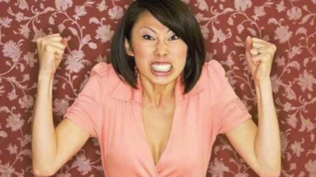 Funny Asian Lady 47