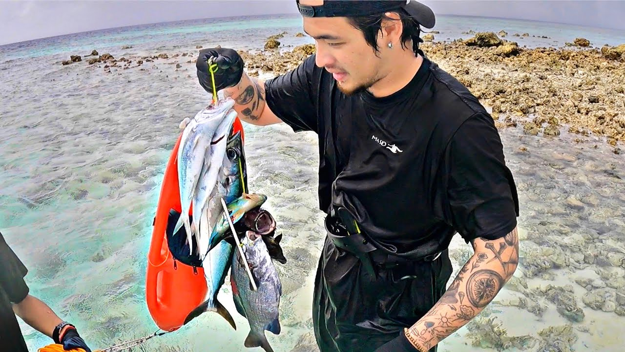 CATCH & COOK on the island   Geo Ong