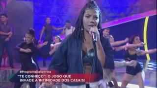 Cheguei Ludmilla lança nova música no Programa