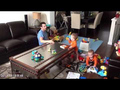 Da Bone Boy Twins time lapse at home