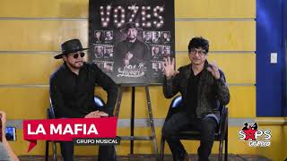 La Mafia Presenta su nuevo Disco llamado