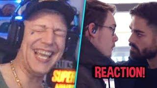 MontanaBlack reagiert auf IratschTV Street PRANKS! 😂 MontanaBlack Reaktion
