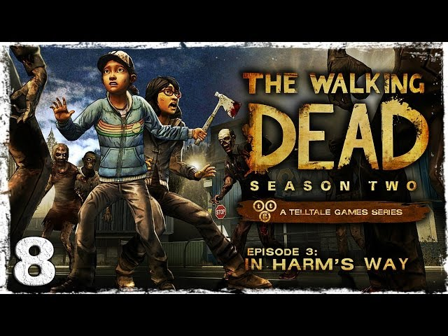 Смотреть прохождение игры Walking Dead: Season Two. # 8 -  Люк!