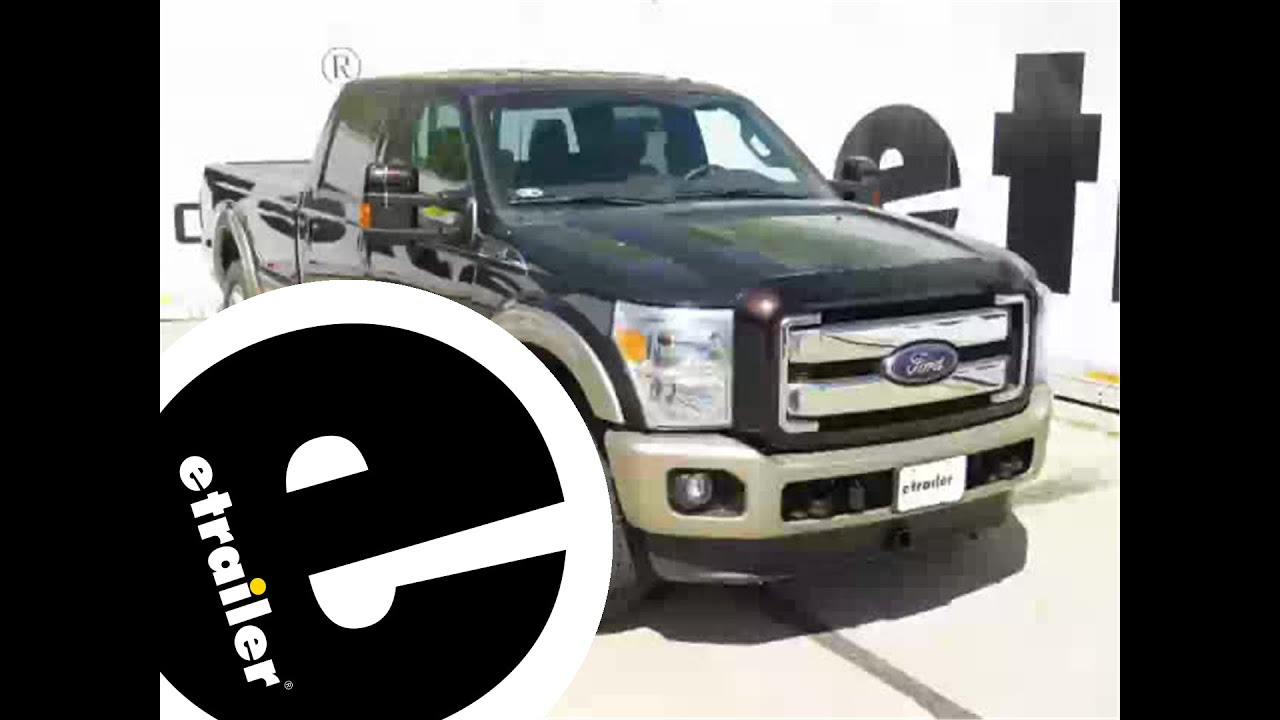Bulldog Front Winch Wiring Kit Installation - 2012 Ford F-250 ... on