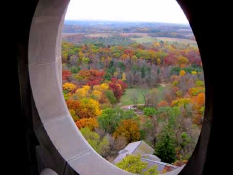Free Fall Foliage Wallpaper Holy Hill Wisconsin October 2014 Youtube